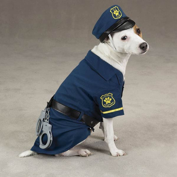 An Abbreviated History of K-9 Crime Fighters