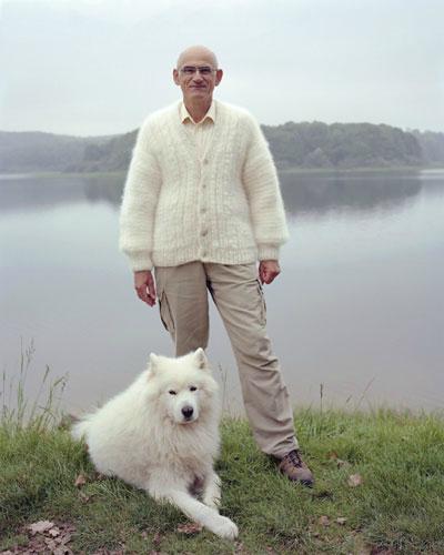 Vire o casaco do seu animal de estimação em um casaco para si mesmo!