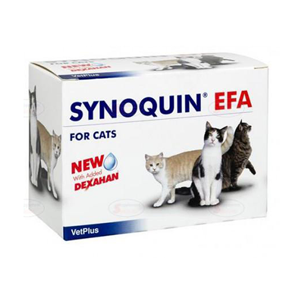 Synoquin Efa Capsules For Cats 90 Pack Petbucket