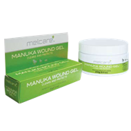 Melcare Manuka Wound Gel 250g Tub