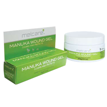 Melcare Manuka Wound Gel 30g
