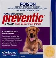 Preventic Tick Collar