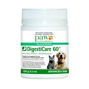 PAW Digesticare 60 150g