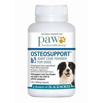 PAW Osteosupport Capsules for Dogs 150