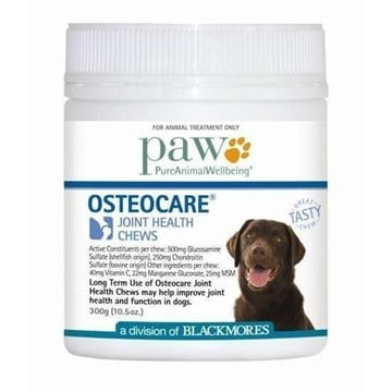 PAW Osteocare Joint Health Chew 300g