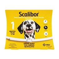Scalibor Tick Collar for Large Dogs