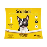 Scalibor Tick Collar for Small & Medium Dogs