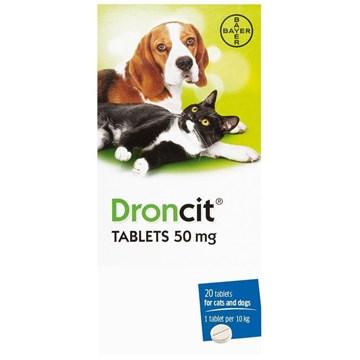 Droncit Tablets 50mg - 20 Tablets