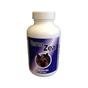 Pharma Zeal Joint Supplement for Senior Dogs - 100 Tablets