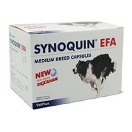 Synoquin EFA Capsules for Medium Dogs 20-50 lbs (10-25 kg) - 120 Pack