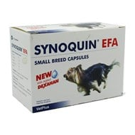 Synoquin EFA Capsules for Small Dogs Under 20 lbs (10 kg) - 90 Pack