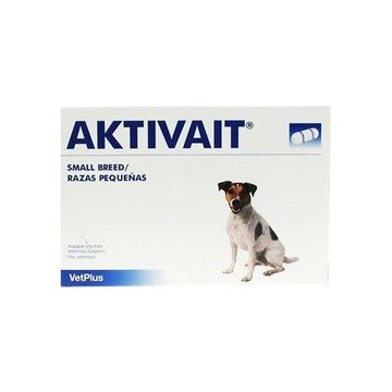 VetPlus Aktivait for Small Dogs - 60 Capsules
