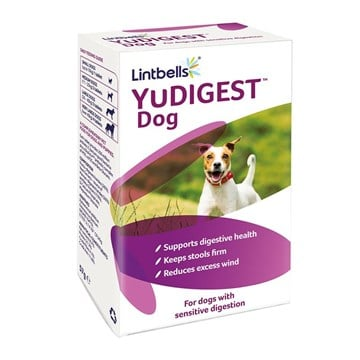YuDigest for Dogs - 120 Tablets
