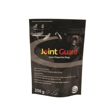 Joint Guard Liver Chews 250gm (120 treat)
