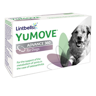 Yumove Advance 360 for Dogs - 120 Pack