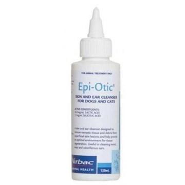 Virbac Epi-Otic 120ml